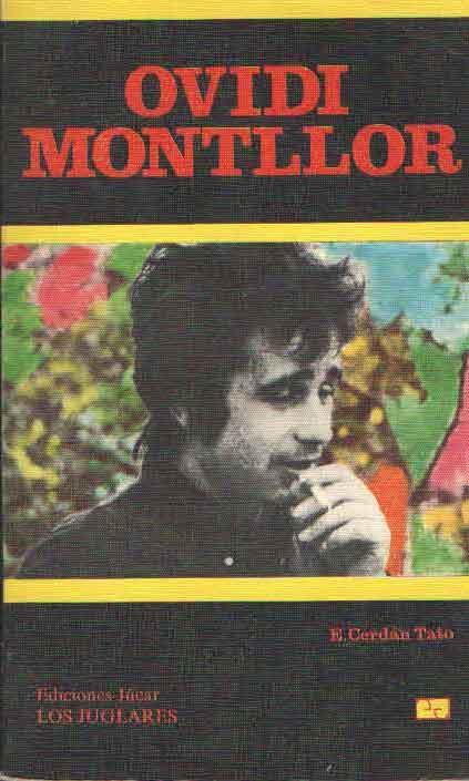 OVIDI MONTLLOR E. CERDAN TATO -LOS JUGLARES-