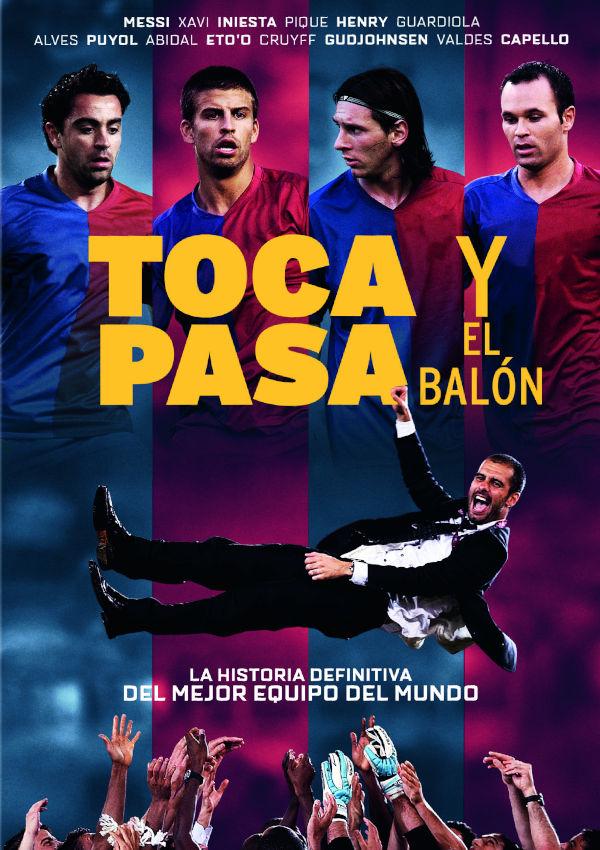 TOCA Y PASA EL BALON