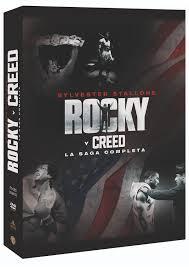 DVD-PELICULA-034-ROCKY-LA-SAGA-COMPLETA-Y-CREED-7-DVD-034-Nuevo-y-precintado