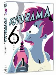 FUTURAMA 6 TEMPORADA