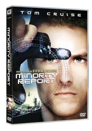 DVD-PELICULA-034-MINORITY-REPORT-034-Nuevo-y-precintado