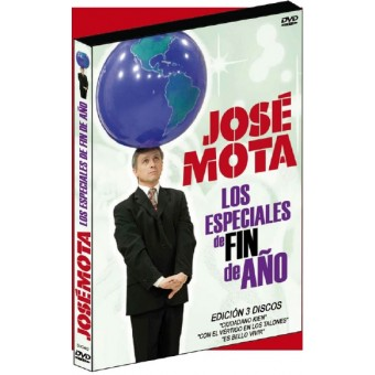 JOSE MOTA LOS ESPECIALES DE FIN DE AÑO