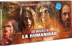LOS ORIGENES DE LA HUMANIDAD -PACK 3 BR & MAPA DE LA EVOLUCION-