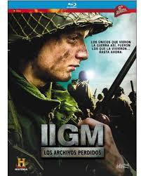II GM. LOS ARCHIVOS PERDIDOS -BR-