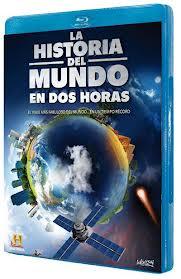 LA HISTORIA DEL MUNDO EN DOS HORAS -BR-