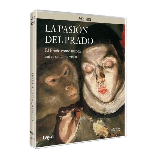 LA PASION DEL PRADO -BR DVD-