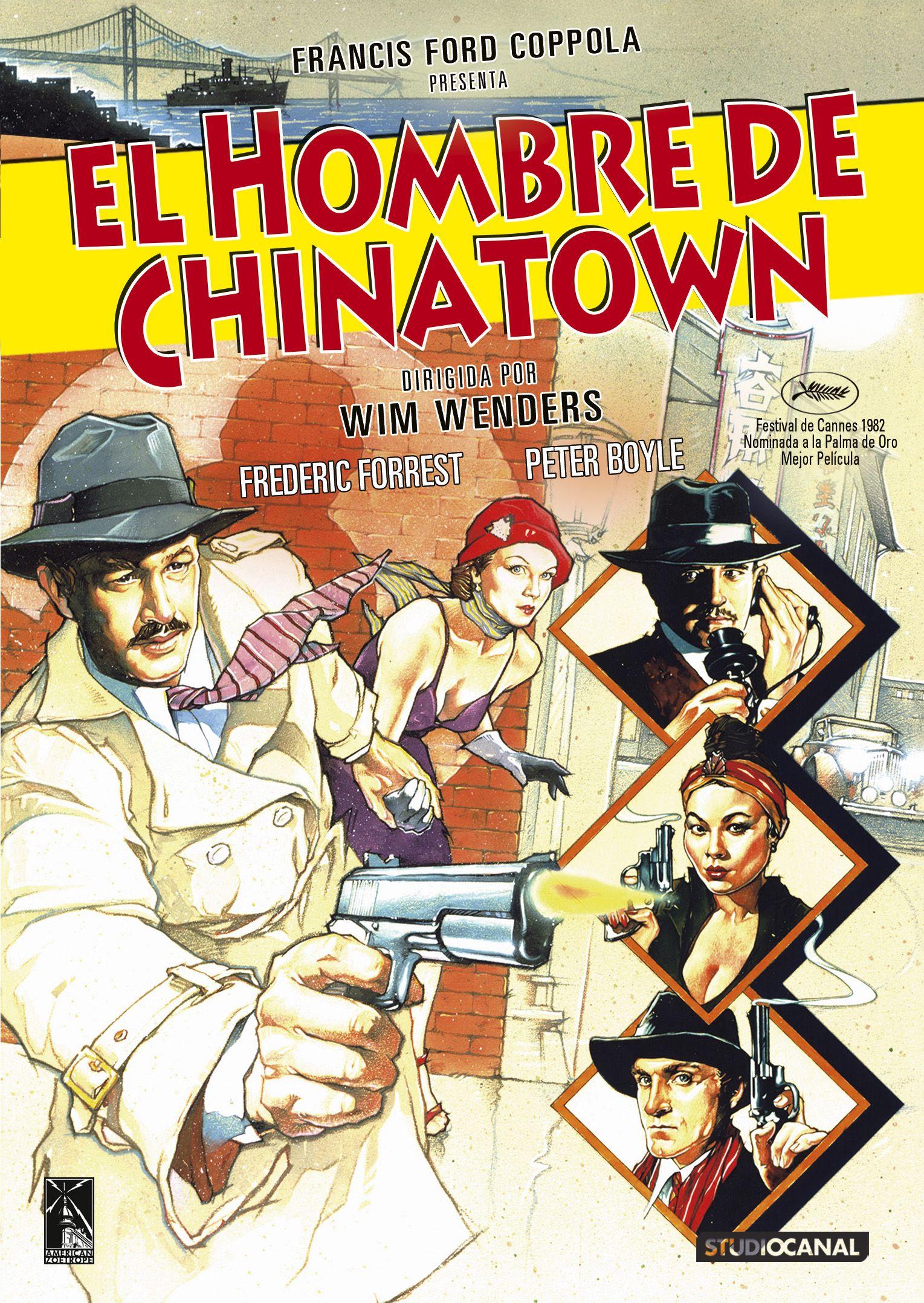 EL HOMBRE DE CHINATOWN
