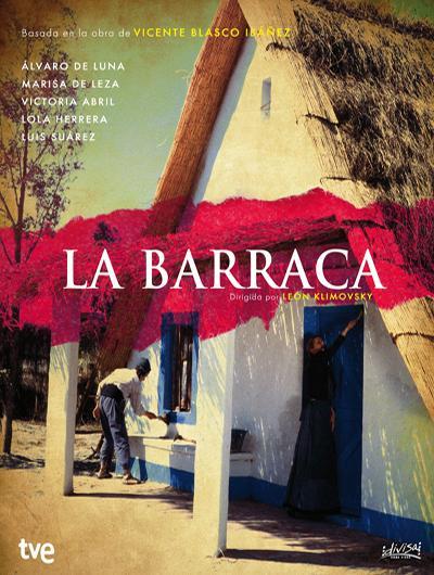LA BARRACA -3 DVD-