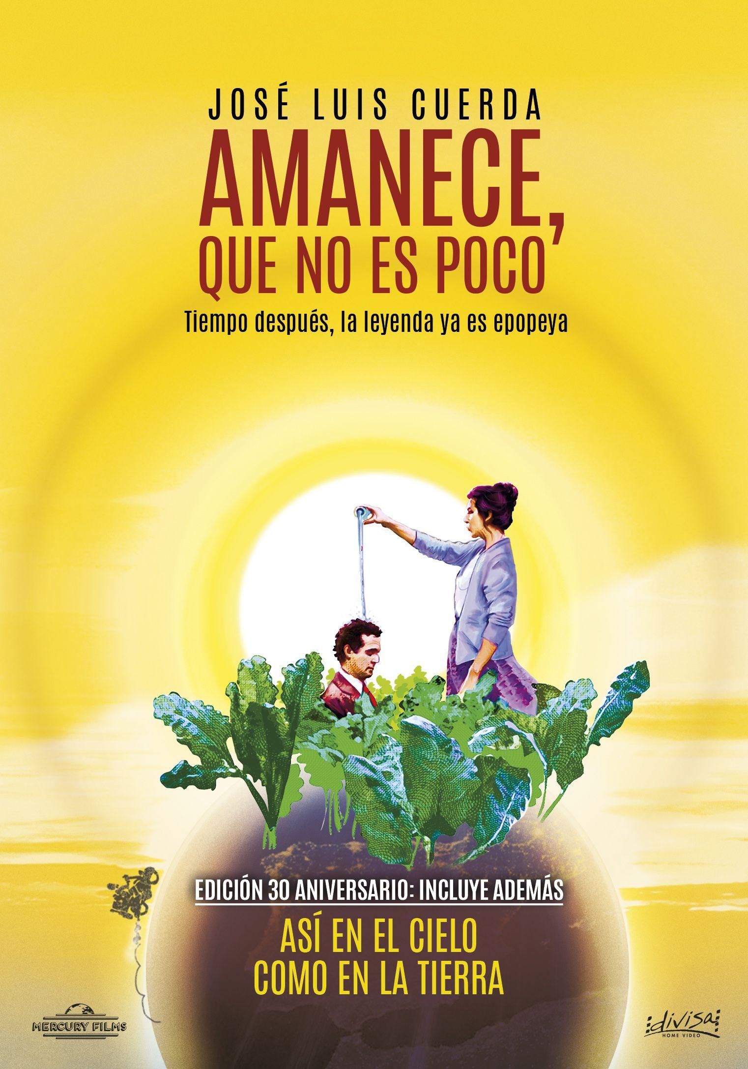 AMANECE QUE NO ES POCO Ed.30 Aniv (2 DVD
