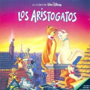 LOS ARISTOGATOS -ESPAÑOL-