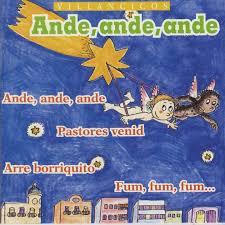 VILLANCICOS ANDE ANDE ANDE