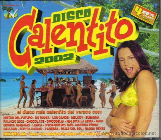 DISCO CALENTITO 2002