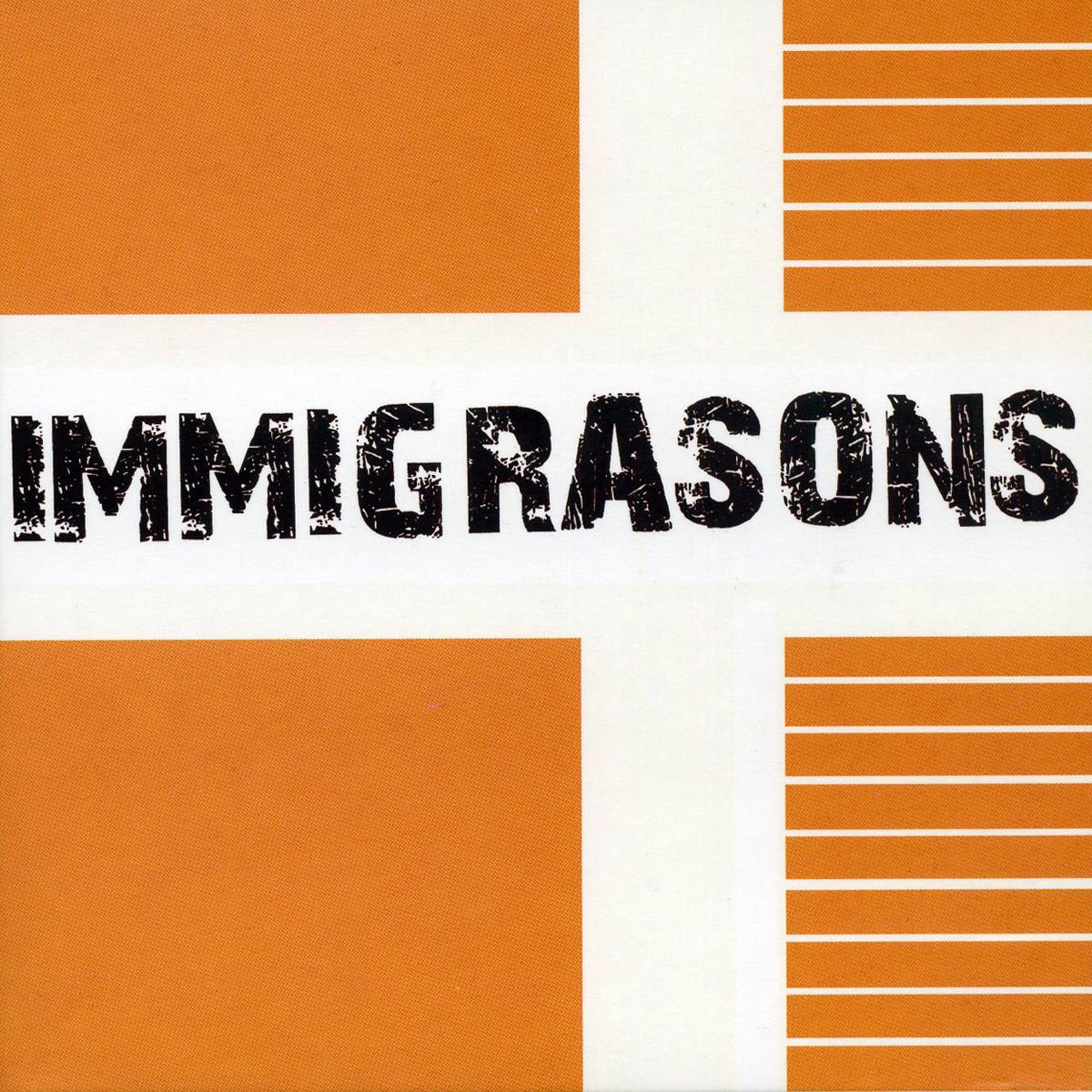 IMMIGRASONS -DIGI REEDICION-