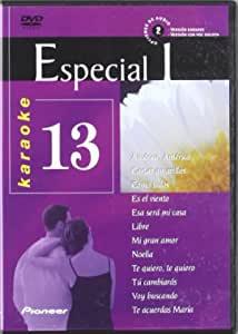ESPECIAL 1 KARAOKE 13