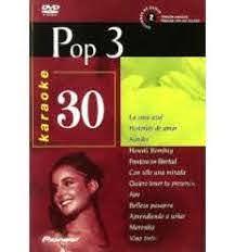 PIONEER POP 3 KARAOKE 30