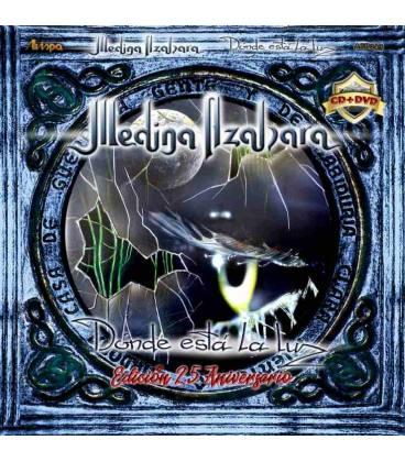 DONDE ESTA LA LUZ -CD + DVD 25 ANIVERSARIO-