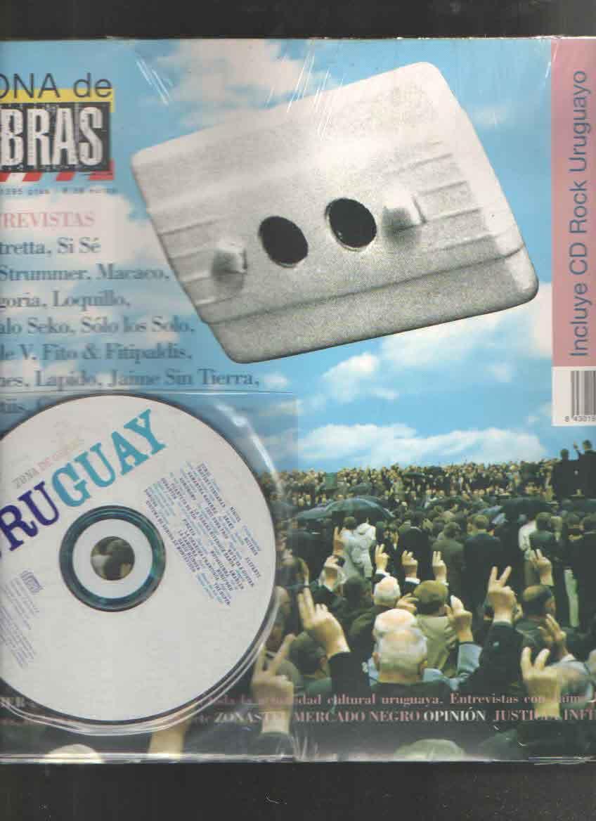 ZONA DE OBRAS 25  -FANZINE + CD-