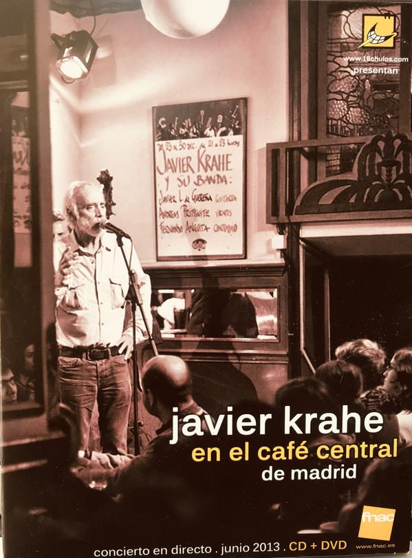 EN EL CAFE CENTRAL DE MADRID -CD + DVD-