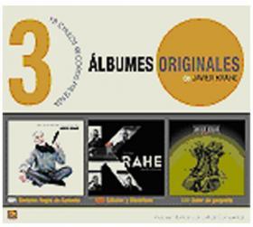 3 ALBUMES ORIGINALES D...