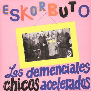 LOS DEMENCIALES CHICOS ACELERADOS -VINILO-