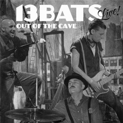 OUT OF THE CAVE LIVE