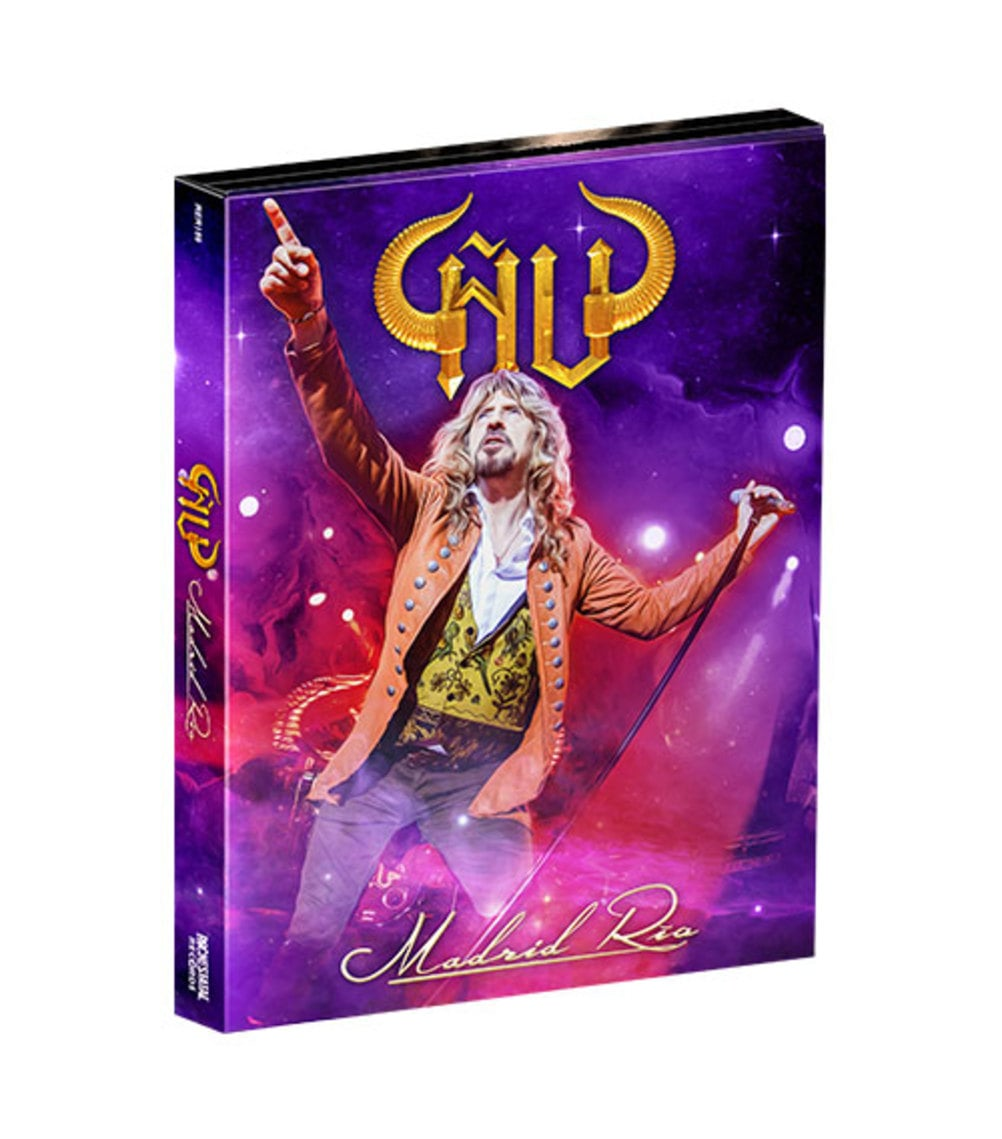 MADRID RIO -2CD + DVD-