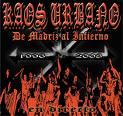 DE MADRIZ AL INFIERNO 1996 2008 -CD + DVD-