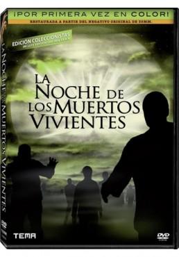 LA NOCHE DE LOS MUERTOS VIVIENTES (ED. COLECCIONISTA)