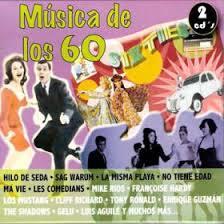MUSICA DE LOS 60