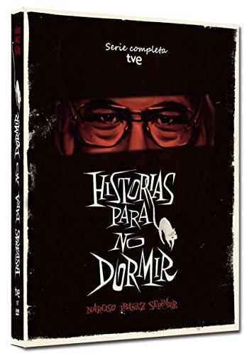 HISTORIAS PARA NO DORMIR -SERIE COMPLETA-