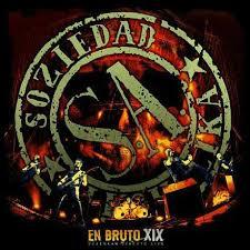 EN BRUTO XIX ZUZENEAN DIRECTO LIVE -CD + DVD-