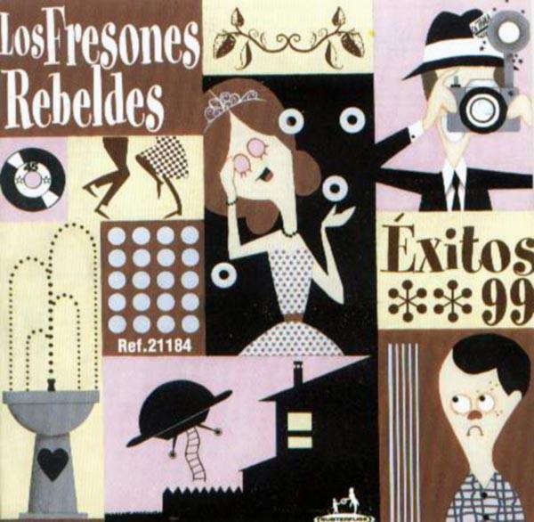 EXITOS 99 -VINILO-