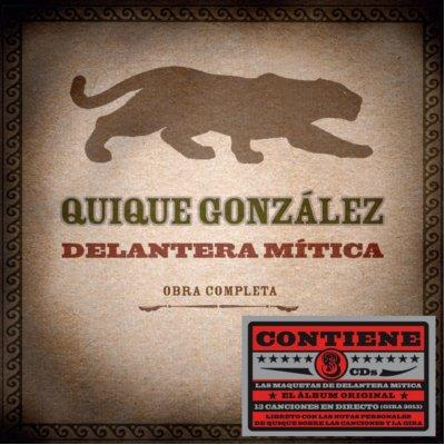 DELANTERA MITICA OBRA COMPLETA -SOFTPACK 3CD-