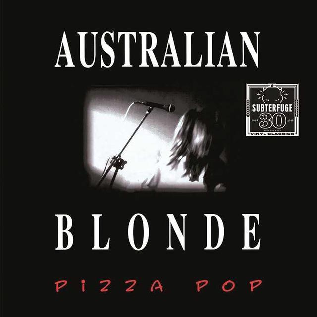 PIZZA POP -VINILO 180 COLOUR-