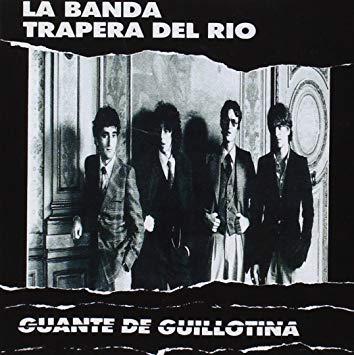 GUANTE DE GILLOTINA -VINILO COLOR RSD 2019-