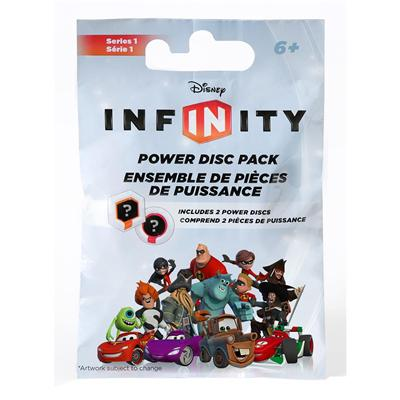 FIGURA INFINITY POWER DISC PACK 3  (2 po