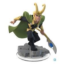 DISNEY INF. 2.0 Figura Loki