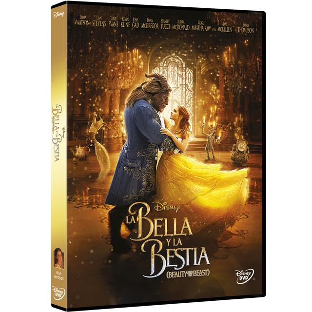LA BELLA Y LA BESTIA -2017-