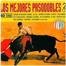 LOS MEJORES PASODOBLES