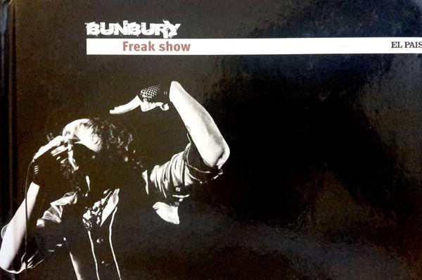 FREAK SHOW -CD + LIBRO-