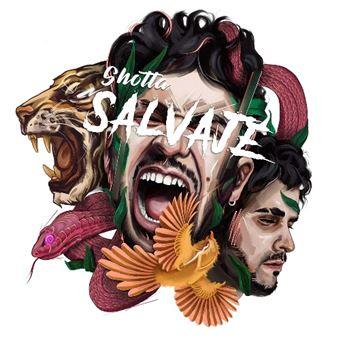 SALVAJE -BOOKFORMAT-