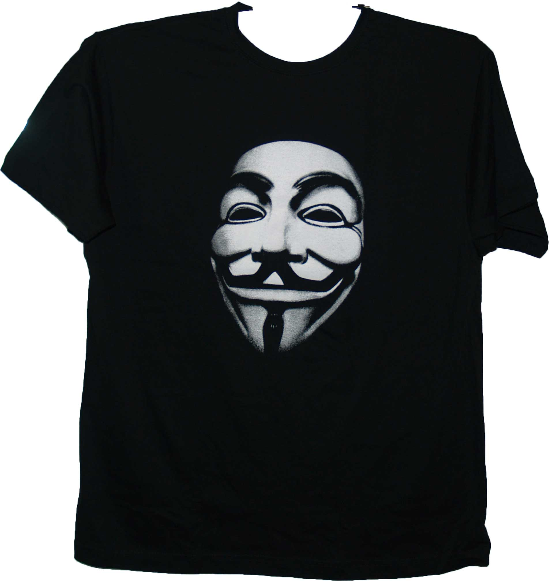 CAMISETA ANONYMOUS -TALLA M-