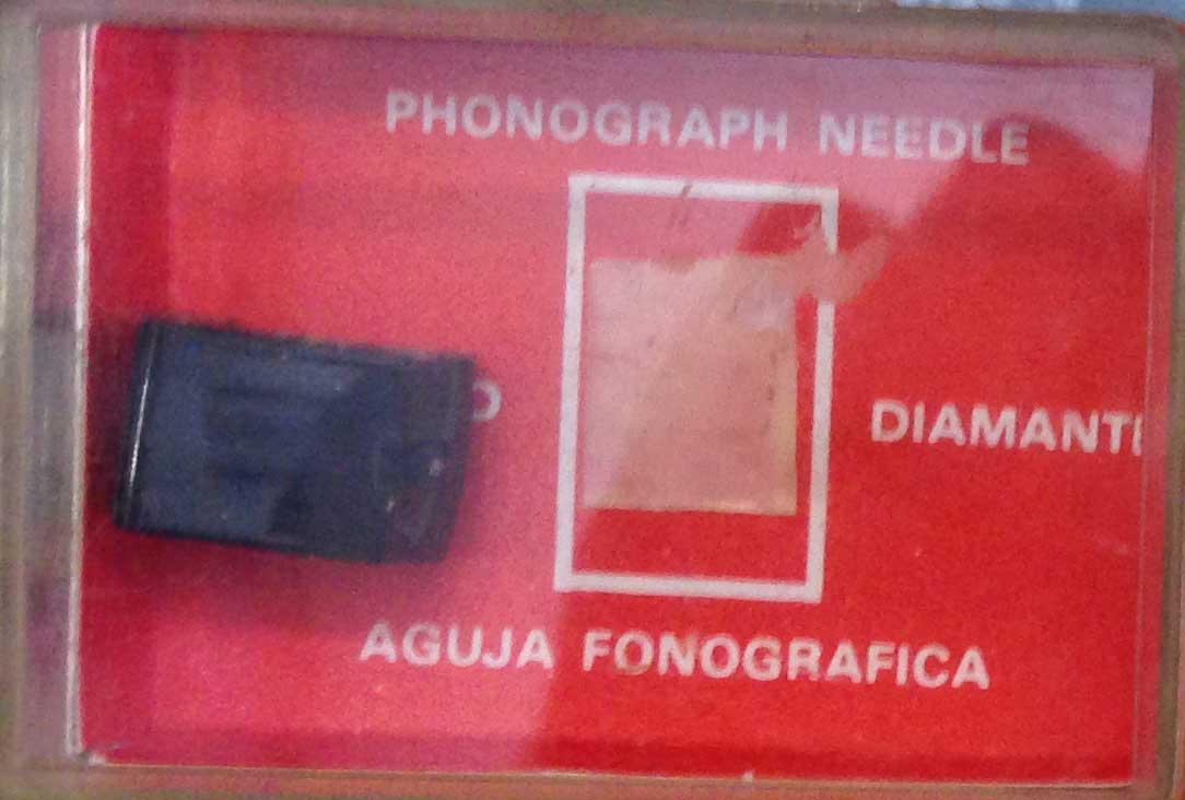 AGUJA DIAMOND DUAL D 236