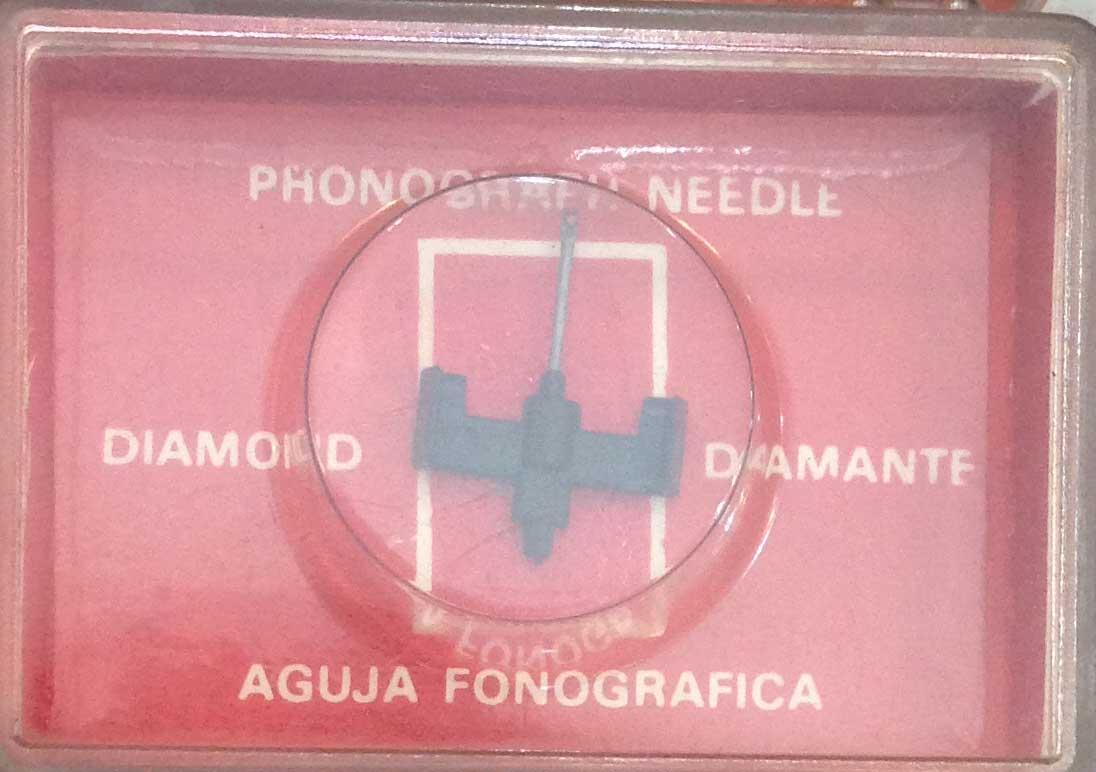 AGUJA DIAMOND TECHNICS EPS 14