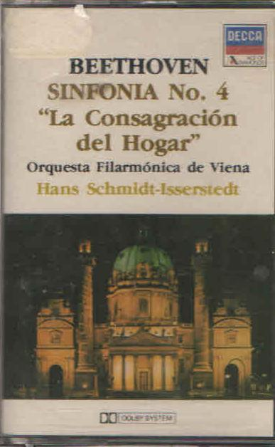 SINFONIA NO 4 LA CONSAGRACION DEL HOGAR