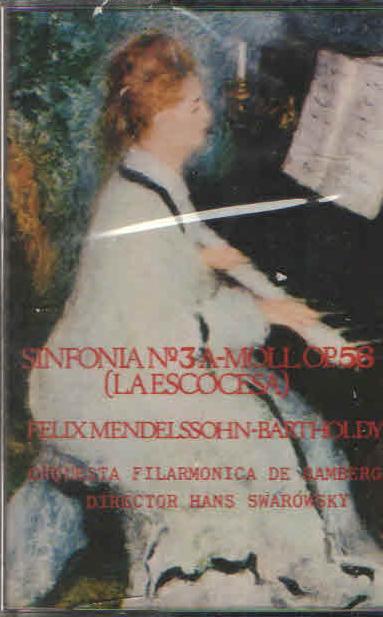 SINFONIA N 3 MOLL OP 56
