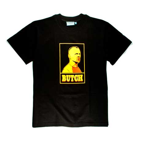 CAMISETA PULP FICTION BUTCH -TALLA M-